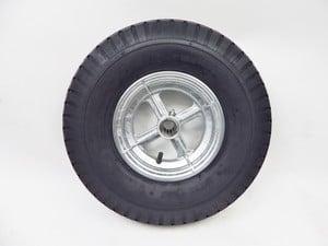 Roue 8 pouces 500x8 avec moyeux coussinets rouleaux for Diametre exterieur pneu