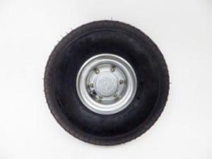 roue 4 pouces 400x4 avec chapeau de protection du roulement jante aluminium alroc jantes. Black Bedroom Furniture Sets. Home Design Ideas
