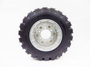 Roue 8 pouces 18x7 8 avec jante trous jante for Diametre exterieur pneu